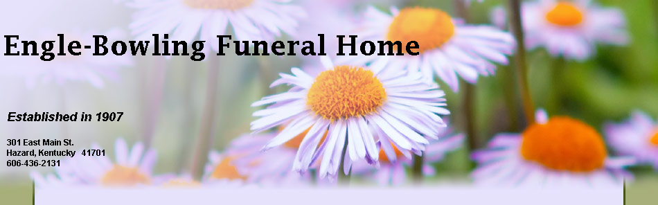 Engle-Bowling Funeral Home